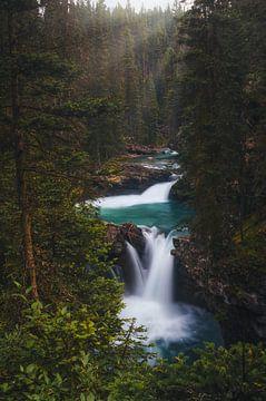 Die Schönheit des Johnston Canyon von Joris Pannemans - Loris Photography