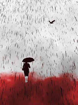 Bloody Rain von Alexander Dorn