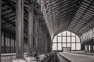 Abondoned warehouse