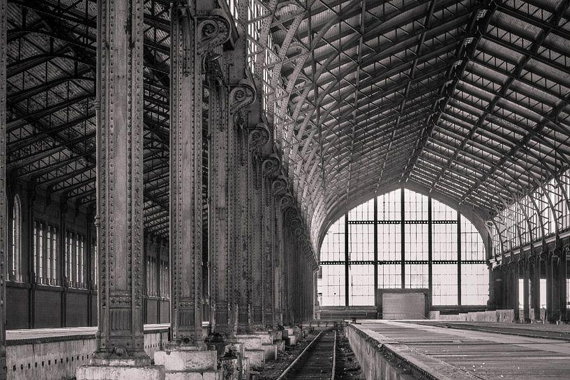 Abondoned warehouse van Stefan Dhondt