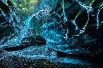 De geheimen van de gletsjer van Gerry van Roosmalen