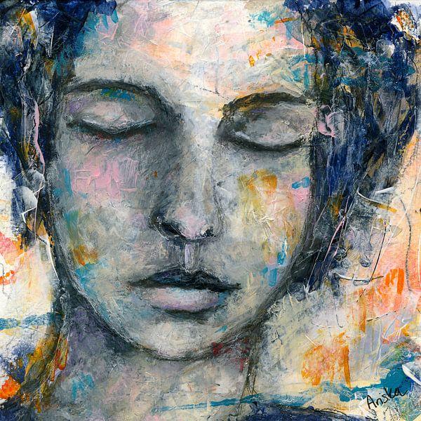 Marie van Flow Painting