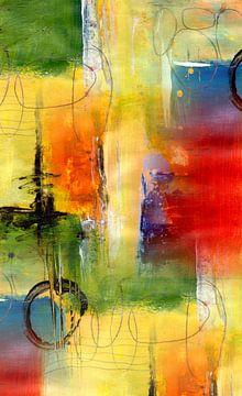 Lichtkorridor van Katarina Niksic
