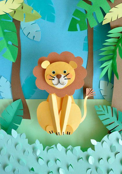 Leeuw van Lonneke Leever