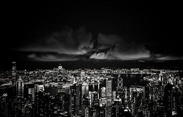 Hongkong licht op von Sandra Kuijpers