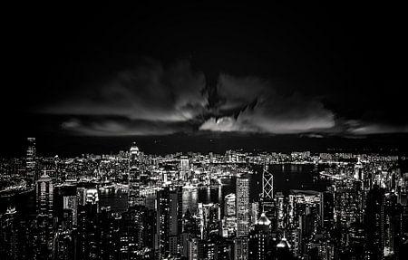 Hongkong licht op