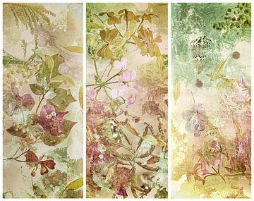 Flower power van Saskia Dingemans