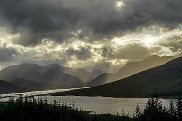 Loch Loyne Schottland von Dirk van Egmond