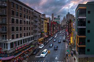 China Town  New York