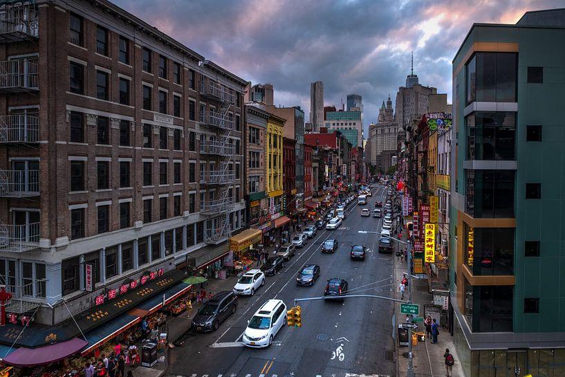 China Town  New York van Kurt Krause