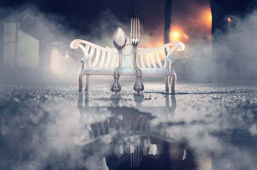 Dinner for two van Elianne van Turennout