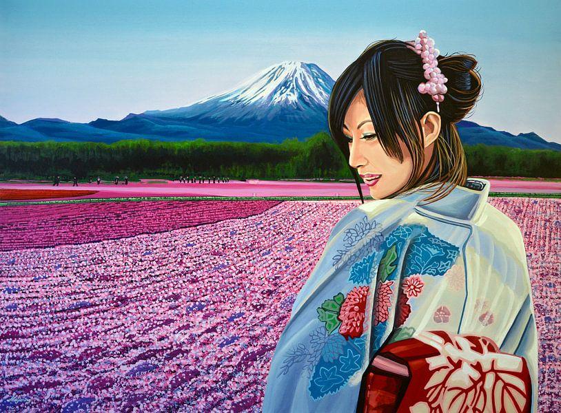 Lente In Japan
