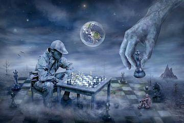 Schach spielen von Stefan teddynash