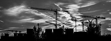 Skyline van Ilyas Deckers