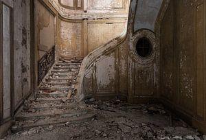Deftig trappenhuis