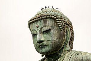 Boeddha beeld in Kamakura, Japan