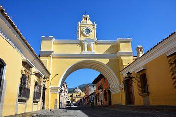 De Arco de Santa Catarina Antigua Guatemala van My Footprints