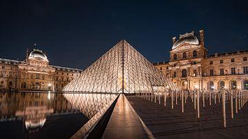 Museum des Louvre, Paris von Michael Fousert