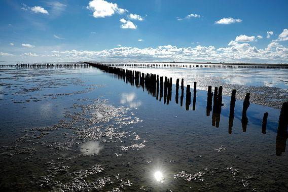 Waddenzee Werelderfgoed van Jan Sportel Photography