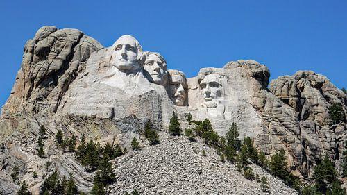 Mount Rushmore South Dakota van