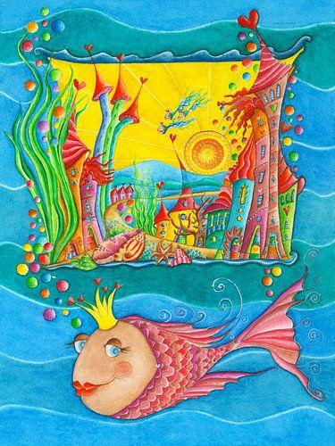 Kinderkamer schilderij canvas kinderkamer schilderij poster of kinderkamer schilderij dibond - Kinder schilderij ...