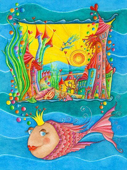 Aquarium van  Atelier BuntePunkt