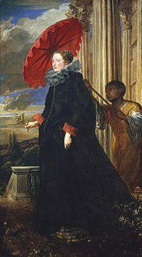 Marchesa Elena Grimaldi Cattaneo, Antoon van Dyck