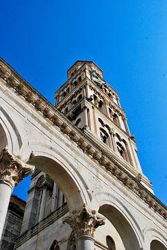 St. Domnius Kathedrale in Split - Kroatien von Be More Outdoor