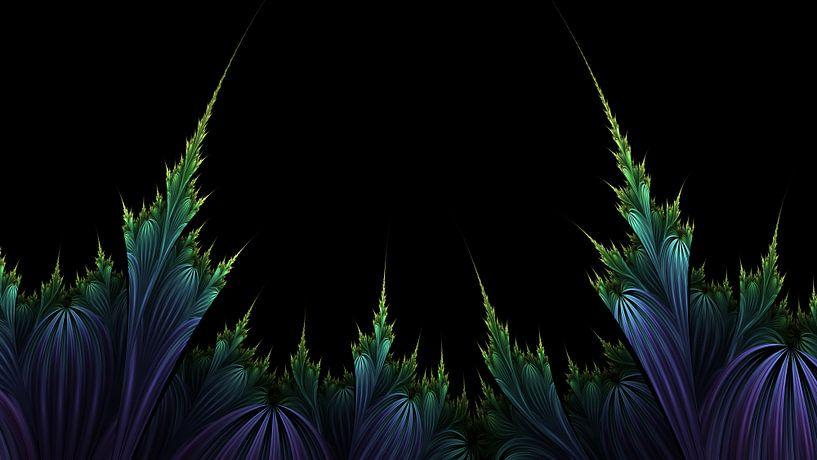Alien Fruit v1 van Jasper de Brouwer