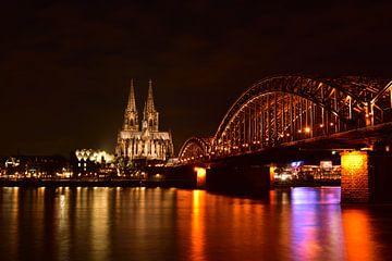 Köln von Rika Roozendaal