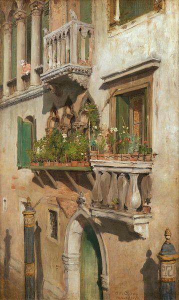 Venedig, William Merritt Chase von Meesterlijcke Meesters