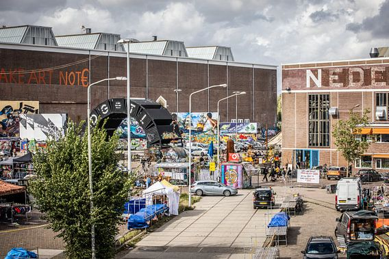 NDSM werf Amsterdam