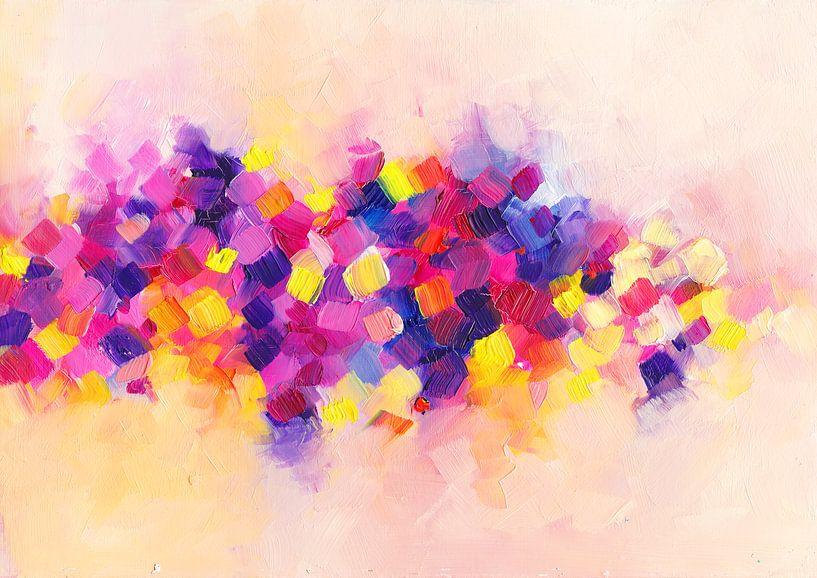Rainbow Waves von Maria Kitano