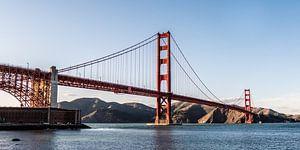 Golden Gate Bridge van Dorien Mast