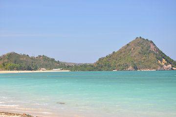 mer sur Lombok sur Lucie Lindeman