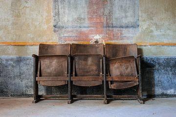 verlassene Sitze von Kristof Ven