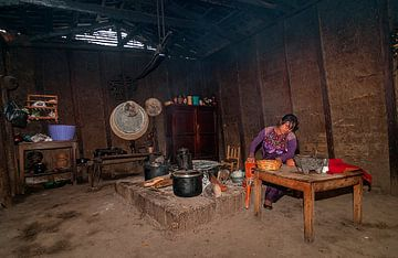 Mexico: Bakker (San Cristóbal de Las Casas) van Maarten Verhees