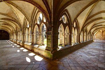 Eingang des Klosters von Gerard Notenboom
