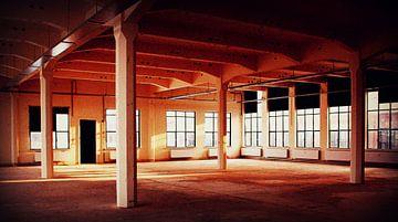 Hazemeijer Factory. von Esh Photography