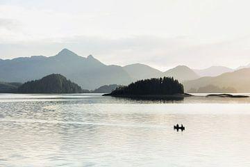 Fischer auf Haida Gwaii von Nathan Marcusse