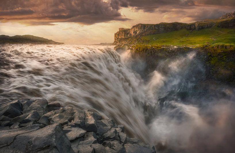 Wild Waters, Iceland von FineArt Prints | Zwerger-Schoner |