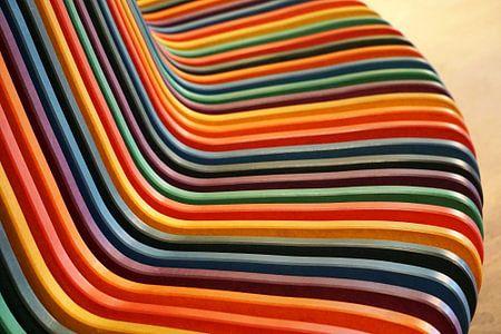 Regenbogen von Ineke Klaassen
