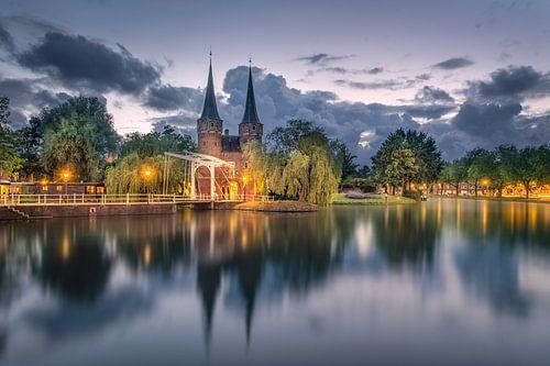 Oostpoort Delft van