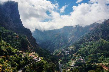 Nun's Valley Madeira von Joris Pannemans - Loris Photography