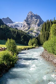 Glacier Rosenlaui Suisse sur Achim Thomae