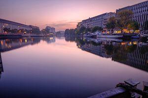 Berlijnse zonsopgang