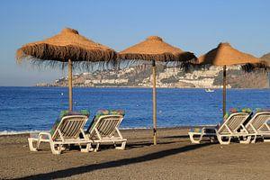 Relaxen op het Strand van