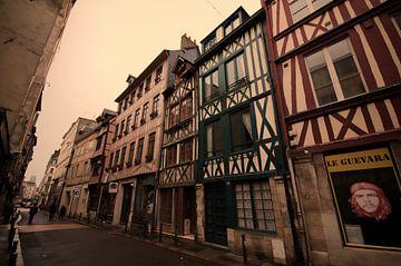 Vakwerk Rouen van Erik Reijnders