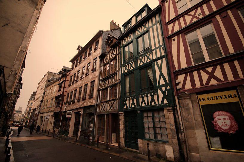 Vakwerk Rouen von Erik Reijnders