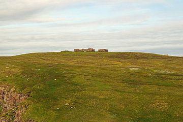 Stoer Head is een landtong ten noorden van Lochinver, Schotland. van Babetts Bildergalerie